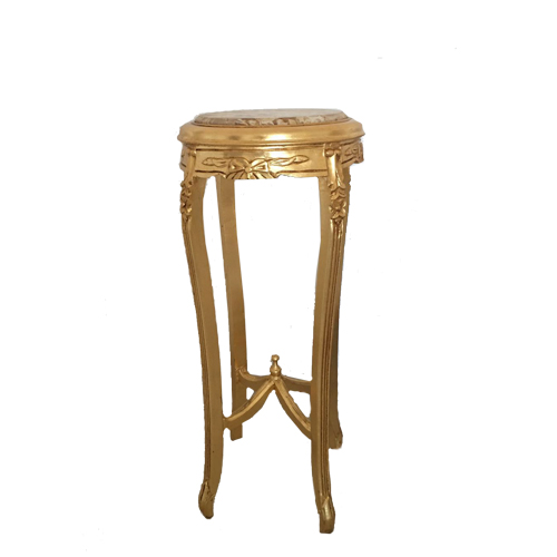 tavolino-foglia-oro-alto