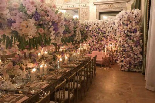 Spring inspiration by Wedding Solution and Karen Tran.