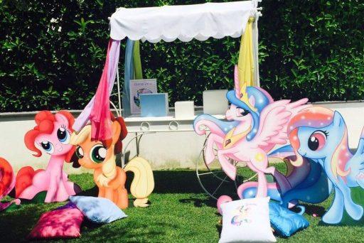 Scenografia My Little Pony
