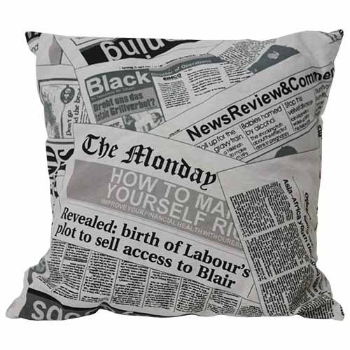 cuscino-cotone-carta-giornale