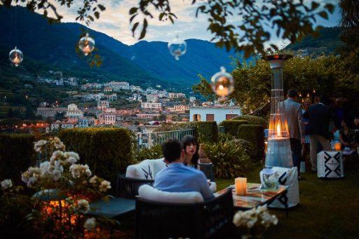 Ferrari Garden at Belmond Hotel Caruso