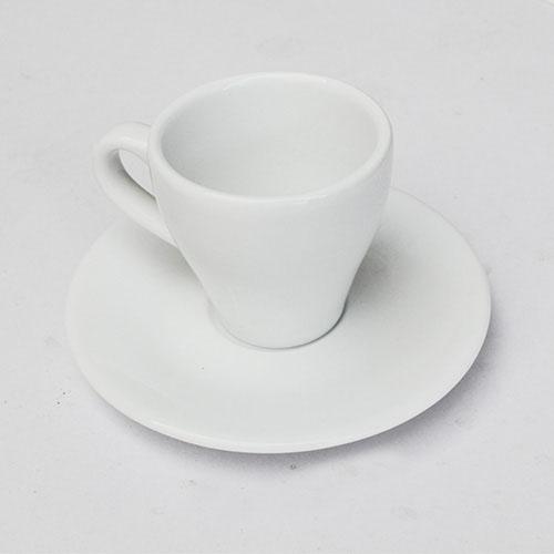 TAZZINA CAFFE' CON PIATTINO