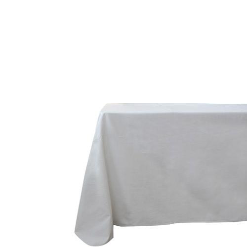 TOVAGLIA RETTANGOLARE COTONE BIANCO CM 400X270