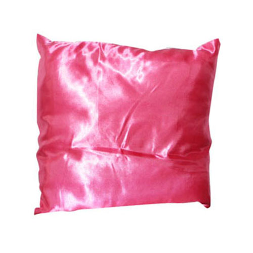 CUSCINO RASO ROSA SHOCKING