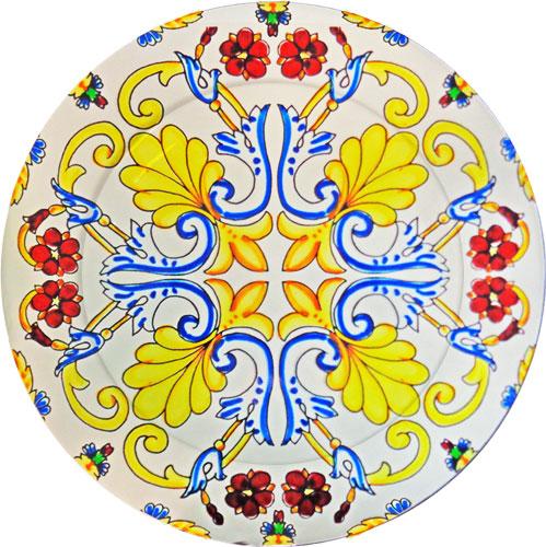 piatto vietri diametro 32