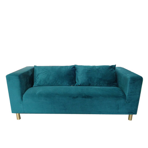 divano leon- verde smeraldo