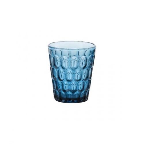 bicchiere acqua blue