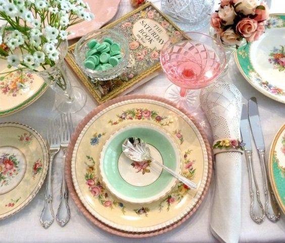 Matrimonio Tema Infusi : British vintage wedding style u2013 wedding solution